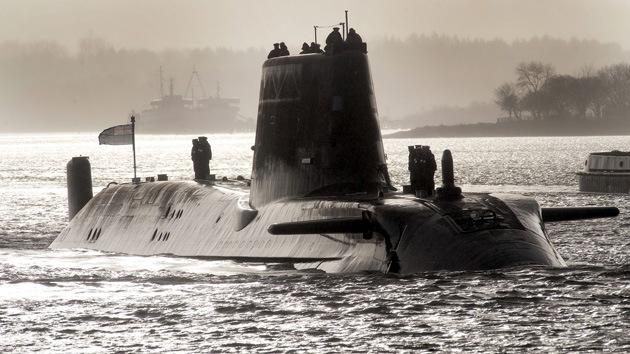 Revelan fallos en el submarino nuclear 'más moderno' de Reino Unido