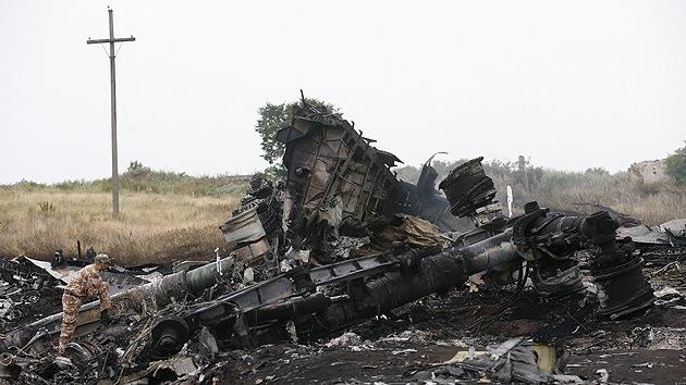 Rusia: Kiev no hace nada para investigar la catástrofe del Boeing 777