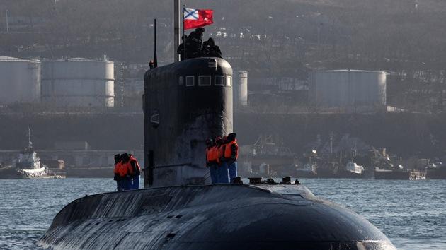 La flota de submarinos rusos tendrá supremacía en los duelos