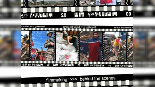 '03.34': terminó de filmarse una cinta sobre el terremoto de Chile