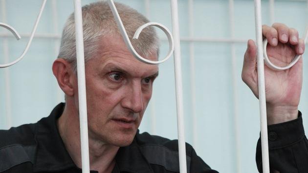 Reducen la pena de prisión al socio de Mijaíl Jodorkovski