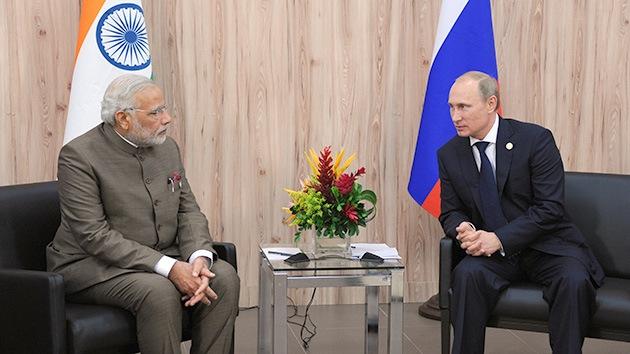 """La India: """"No podemos ser parte de ninguna de las sanciones económicas contra Rusia"""""""