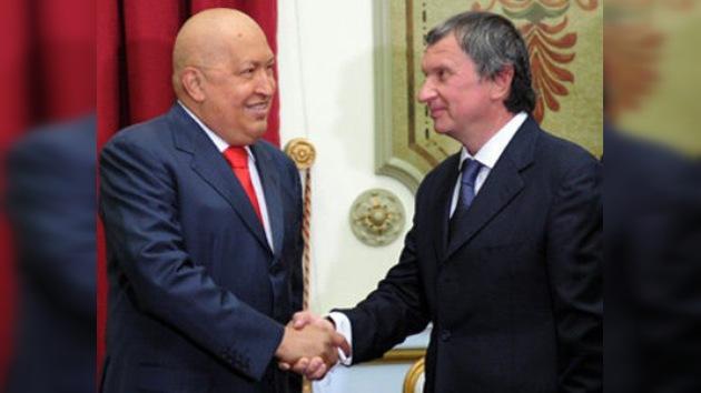Chávez ofrece a Rusia crear una alianza energética aparte de la OPEP