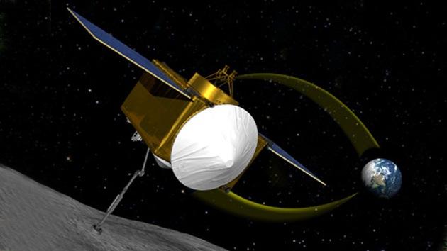 La NASA prevé tener muestras de roca de un asteroide para el año 2023