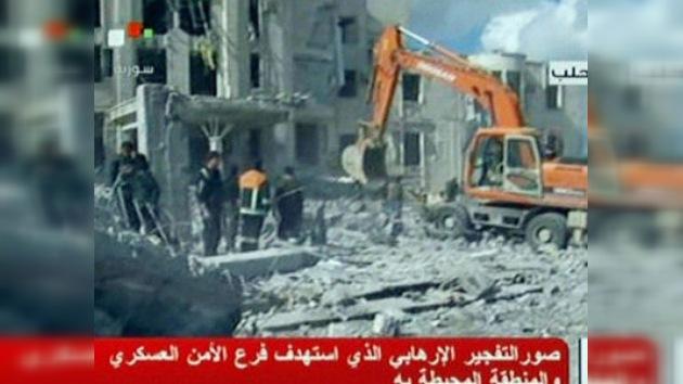 Siria: decenas de muertos y heridos en un doble atentado en Aleppo