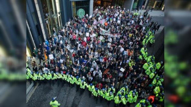 La mayoría de británicos, de acuerdo con la inminente huelga general