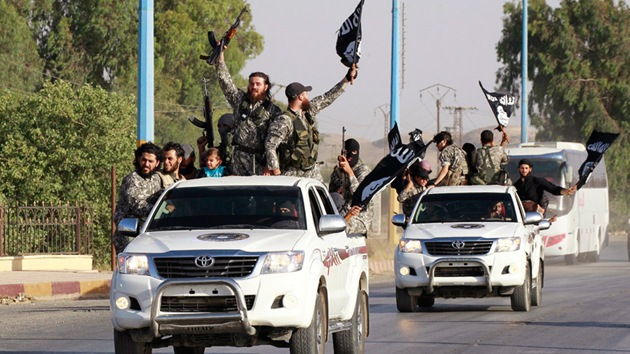 Cómo Estados Unidos ayudó al Estado Islámico convertirse en un gran monstruo
