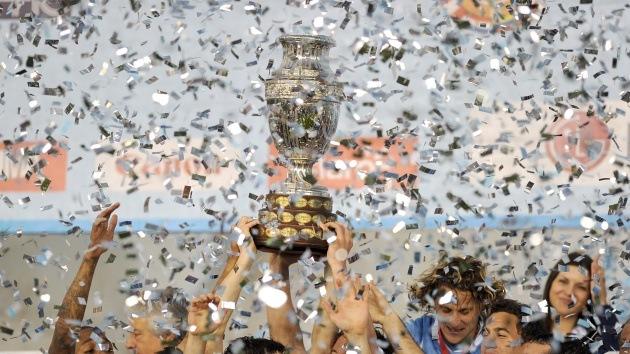 La Copa América 2016 se celebrará en EE.UU. y contará con 16 selecciones