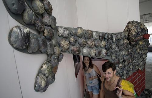 VIII Festival Internacional de Arte Experimental de San Petersburgo