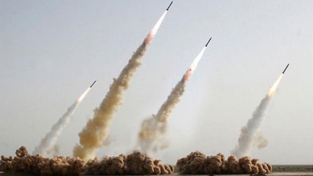 Misiles iraníes alcanzarían 2.000 bases enemigas en un radio de hasta 2.000 kilómetros