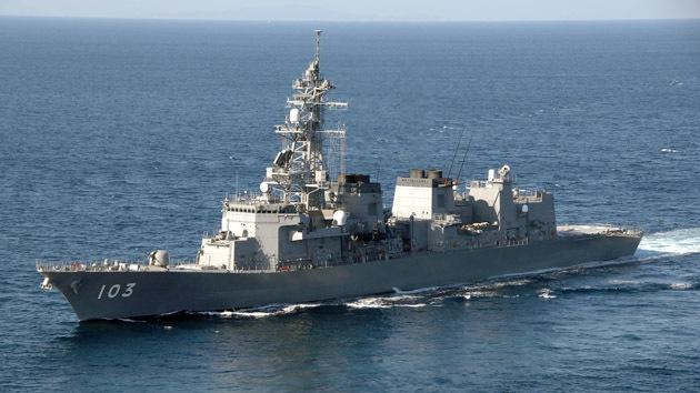 EE.UU. enviará dos buques de misiles más a Japón para el 2017