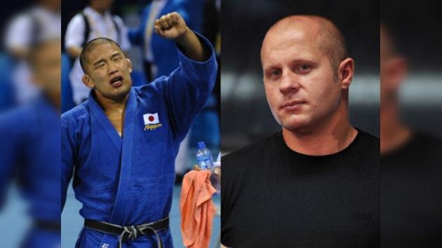 El luchador ruso Fédor Yemeliánenko se impuso a Satoshi Ishii por nocáut
