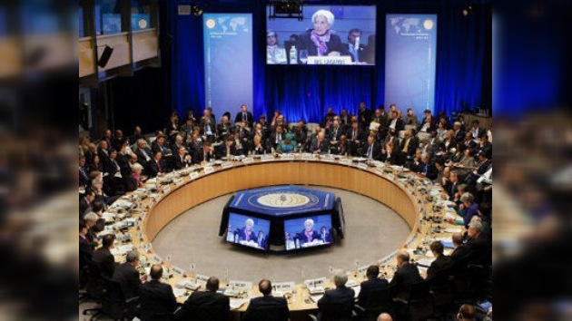 El FMI insta a Europa a que solucione sus problemas económicos