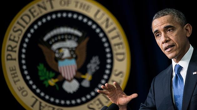 """Obama promete reformas para un mayor """"autocontrol"""" de la NSA"""