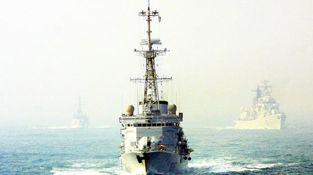 Buques de la Marina de Reino Unido y Francia zarparán rumbo a Siria