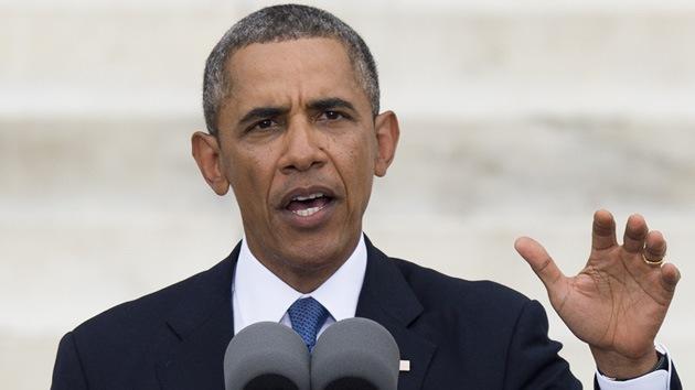"""Medios egipcios destacan """"el parecido"""" de Barack Obama con el diablo"""
