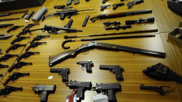 No queda ningún país en Europa con venta libre de armas de fuego
