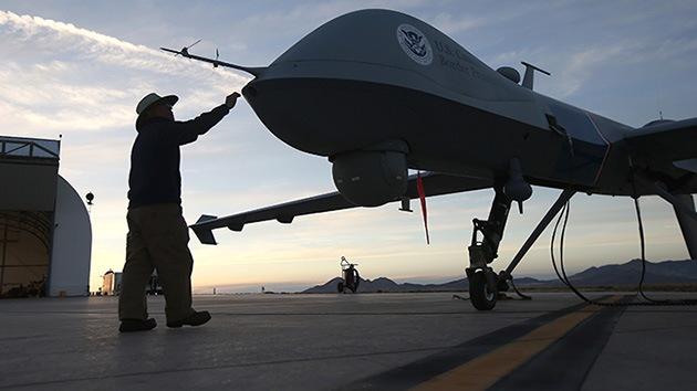 EE.UU. encarcela al primer delincuente con ayuda de un 'drone'