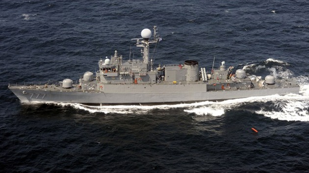 Corea del Sur envía dos destructores a vigilar a los misiles norcoreanos