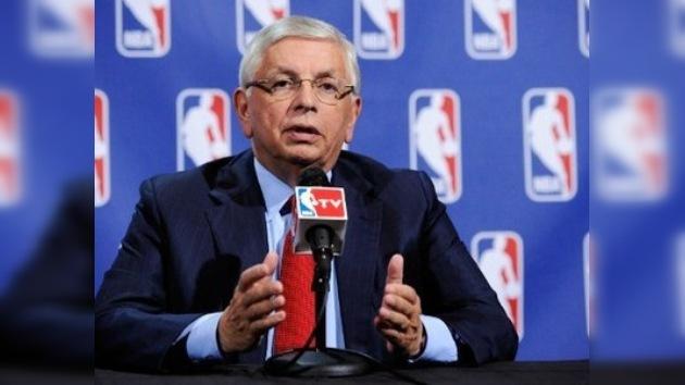 El 'lockout' de la NBA... ¿en su recta final?