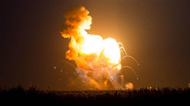 La India, la última en reír ante el 'club de la élite espacial', tras el fallo del Antares