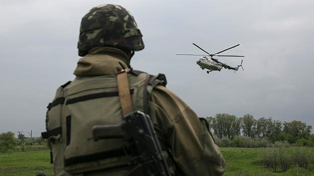 La ONU no puede verificar que Kiev usara helicópteros con sus distintivos