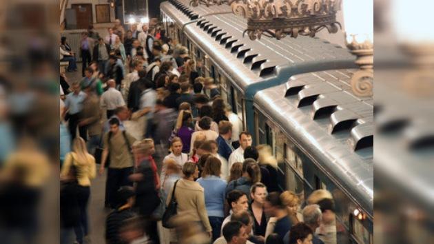 Mayor vigilancia en metros rusos