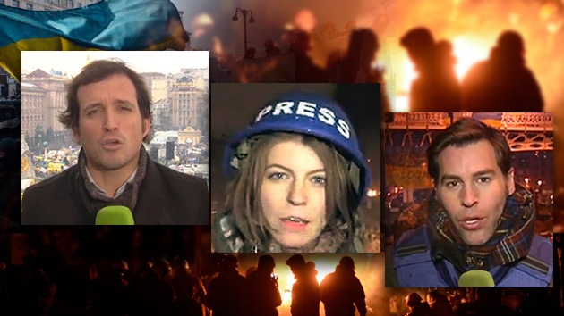 Los corresponsales de RT revelan las claves de Ucrania: ¿por qué surgió el caos?