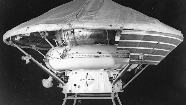 Hallan en Marte señales de vida... soviética: Localizan la sonda Mars-3 enviada en 1971