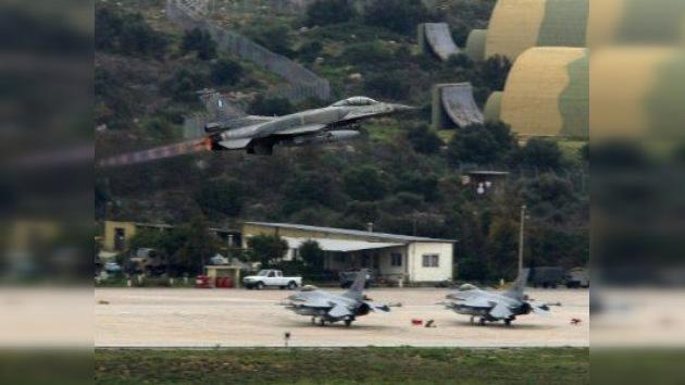 Fuerza Aérea italiana participará en bombardeos en Libia
