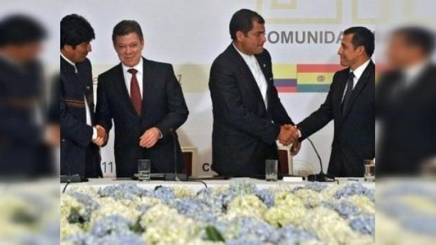 Ecuador no suelta la mano de la Comunidad Andina