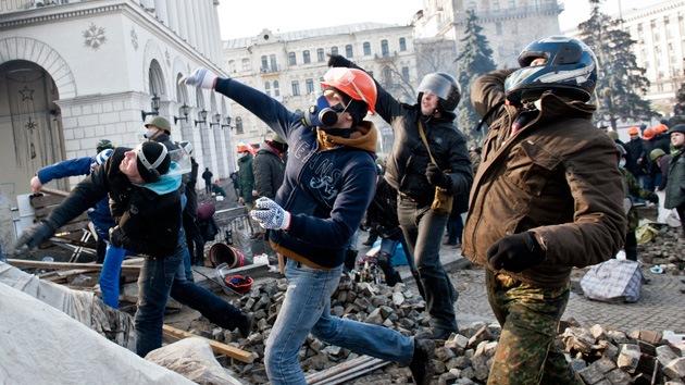 """ONG europea: """"El Gobierno autoproclamado ucraniano viola los derechos humanos"""""""