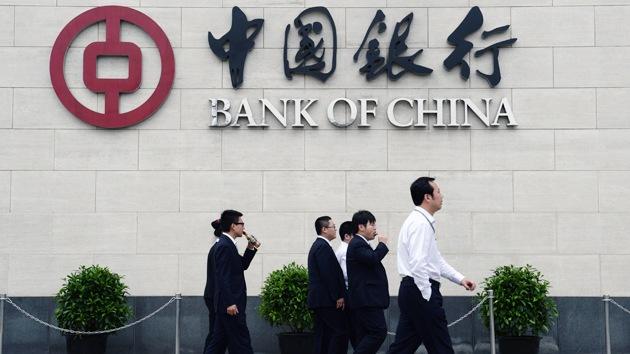 Bancos chinos comienzan una expansión en el mercado ruso