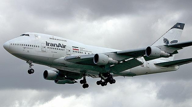 Boeing venderá técnica aérea a Irán por primera vez desde la revolución de 1979