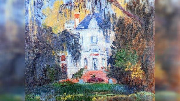 La policía argentina recupera cuatro cuadros robados de pintores franceses
