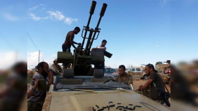 Los rebeldes toman Sabha, uno de los principales bastiones de Gaddafi