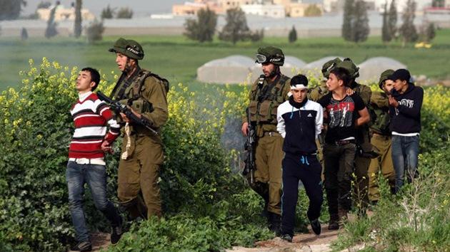 UNICEF denuncia el maltrato de reclusos menores palestinos en Israel
