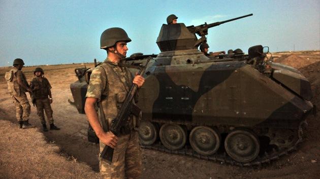 Turquía responde a nuevo obús procedente de Siria que impactó en pueblo escenario de muertes