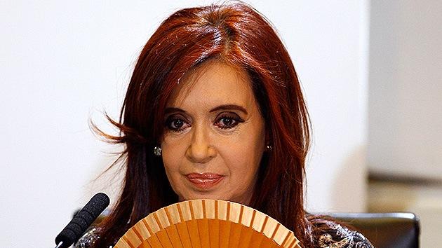 Argentina: Dan de alta a la presidenta Cristina Fernández de Kirchner
