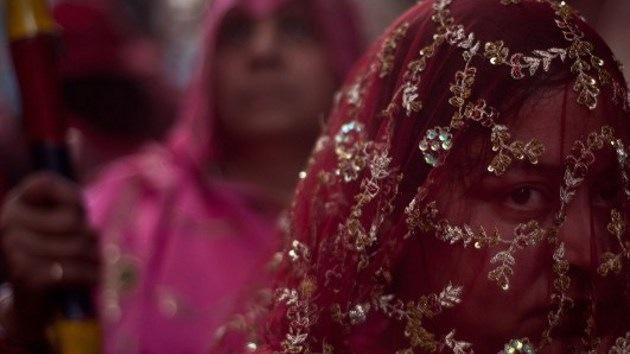 Una mujer india luchó 24 años para demostrar que está viva