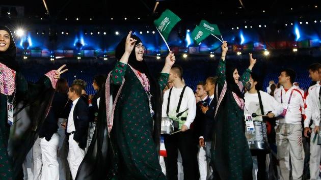 Londres 2012: Permiten a judoca saudita competir con velo islámico