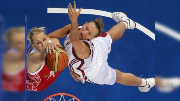 Rusia disputará las semifinales del Eurobasket femenino frente a la República Checa