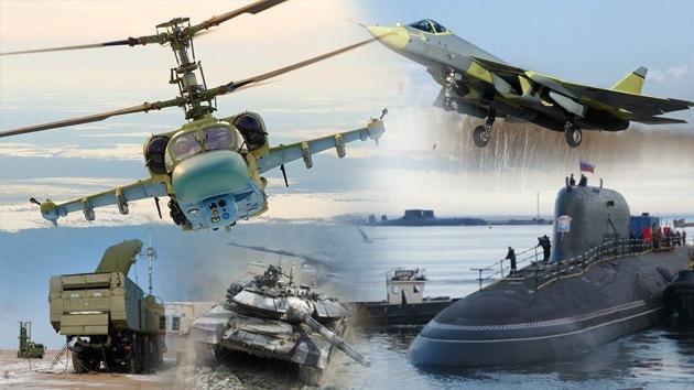 Resultado de imagen de ejército ruso en 2017