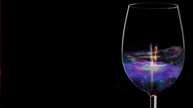 Venden un vino con sabor 'a espacio' en Chile