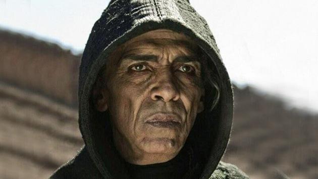 El diablo con aspecto de Obama en una serie bíblica de TV escandaliza a los espectadores
