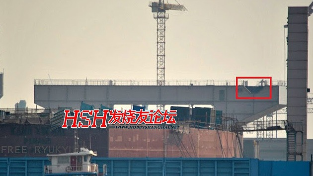 Fotos: ¿Construye Pekín su primer portaaviones 'made in China'?