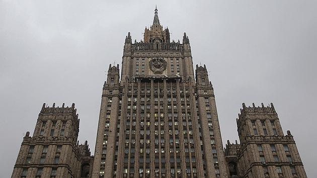 Rusia: Hay información de que desde Ucrania quieren sabotear el convoy humanitario ruso