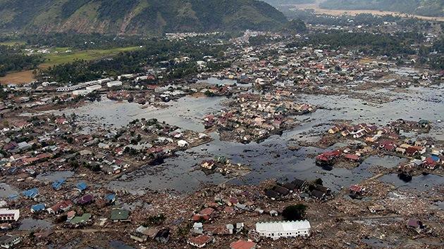 """Los geólogos prevén """"terremotos monstruosos"""" en el Índico"""