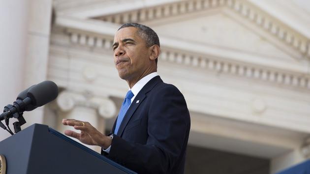 Obama prevé autorizar una misión en Siria encabezada por militares de EE.UU.