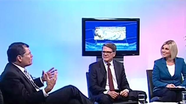 Rafael Correa: El gran desafío del siglo XXI es vencer al gran capital